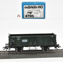 Märklin 4795.1 Spezialwagen der K.W.Sts.E., (21729)