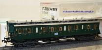 Fleischmann 5086  4-achsiger Abteilwagen der DRG, 3. Kl., (15057)