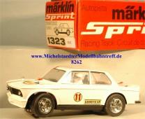 """Märklin Sprint 1323 """"BMW 2002 turbo"""", (8262)"""