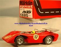 """Märklin Sprint 1320 """"Lola T 222"""", (8265)"""