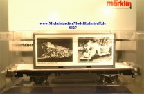 "Märklin 31973 Containerwagen ""Smoking Nude"", (8327)"