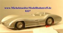 Märklin 8010 Mercedes Rennwagen, silbern, (8337)
