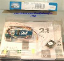 (Neu) ESU 54634 Lok Digital-Set mit 21 MTC Schnittstelle,