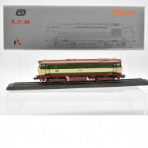 Roco 78933 Diesellok Reihe 749 der CSD, Wechselstrom, digital, (22502)