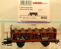 Märklin 48162 Insider-Jahreswagen 2012, (6136)