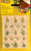(Neu) Noch 14056 Laser Cut minis, Fels und Wiesenpflanzen-Set