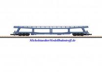 (Neu) Märklin 87093 Spur Z Autotransportwagen, DB, Ep.V,