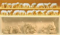 (Neu) Preiser 14161 Schafe,