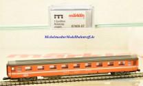 (Neu) Märklin 87409-07 Spur Z Eurofima Personenwagen, 1.Kl., SBB,