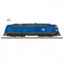 (Neu) Märklin Spur Z 88378 Diesellokomotive BR 285 der Press, Ep.VI,