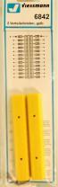 (Neu) Viessmann 6842 -2 Verteilerleisten, gelb,