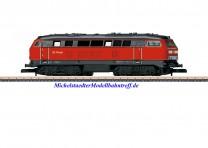 (Neu) Märklin Spur Z 88791 Diesellokomotive BR 216 DB Cargo, Ep.V,