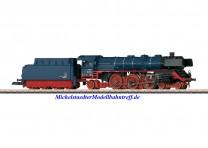 (Neu) Märklin Spur Z 88856 Dampflokomoptive BR 03.10 DB, stahlblau, Ep.III,