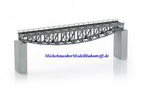 (Neu) Märklin Spur Z 89758 Bausatz Fischbachbrücke,