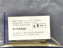 (Neu) Märklin E765540 Zugfedern, 40mm, einzeln,