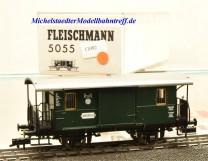 Fleischmann 5055  2-achsiger Gepäckwagen der DRG, (15092)