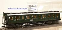 Fleischmann 5085  4-achsiger Abteilwagen der DRG, 2. Kl., beleuchtet, (10996)