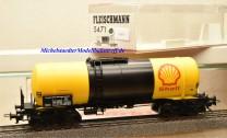 Fleischmann 5471 Kesselwagen Shell, DB, (20097)