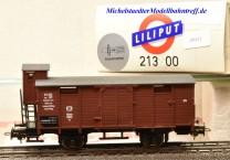 Liliput 213 00 Ged. Güterwagen der DRG, mit Federpuffer, (20031)