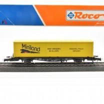 Roco 46110 Containerwagen der DB, (23320)
