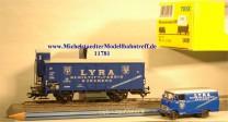 """Trix 24081 Museumswagen 2007 """"Lyra"""", (11781)"""