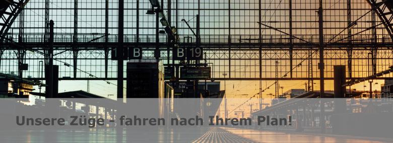 Slideshow Bahnstreik