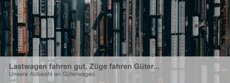 Slideshow Märklin Güterwagen