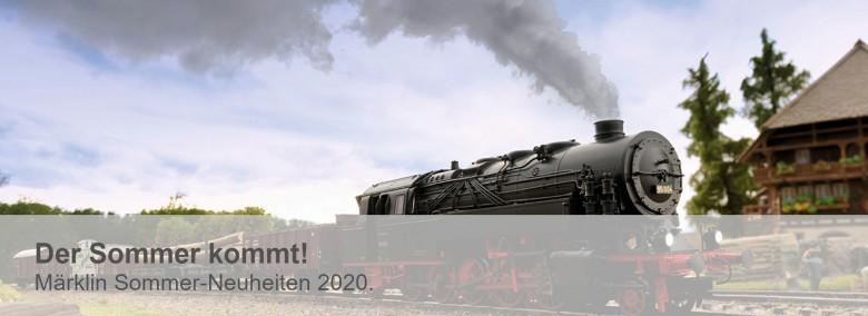 Slideshow Sommerneuheiten 2020