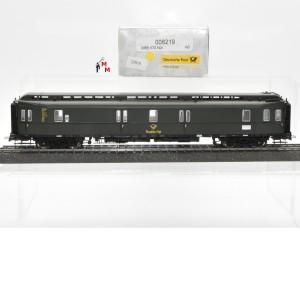 """Roco 006219 Schnellzugwagen """"Hecht"""" als Postwagen, (22910)"""