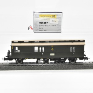 Electrotren 006287 Bahnpostwagen der DP, Ep.II b, (22634)