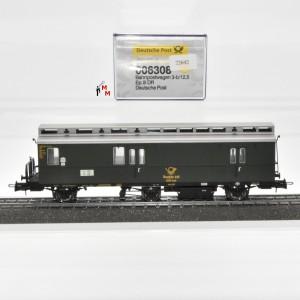 Electrotren 006308 Bahnpostwagen der DR, Ep.III, (22642)