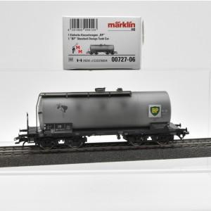 "(Neu) Märklin 00727-06 Einheits-Kesselwagen ""BP"", DB,"