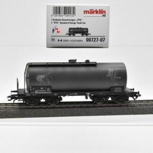 """(Neu) Märklin 00727-07 Einheits-Kesselwagen """"VTG"""", DB,"""