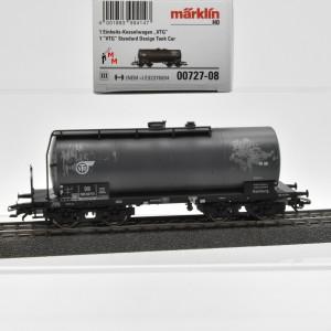 """(Neu) Märklin 00727-08 Einheits-Kesselwagen """"VTG"""", DB,"""