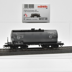"(Neu) Märklin 00727-09 Einheits-Kesselwagen ""Eva"", DB,"