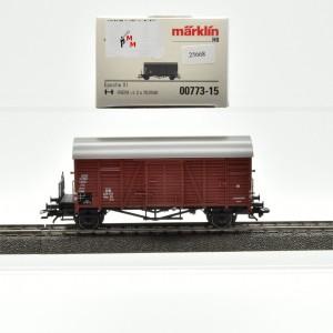 """Märklin 00773-15 Güterwagen """"Oppeln"""", (25668)"""