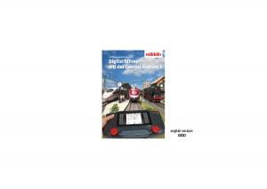 """(Neu) Märklin 003082 Digitalbuch """"Märklin Digital"""" Teil 2, deutsch,"""