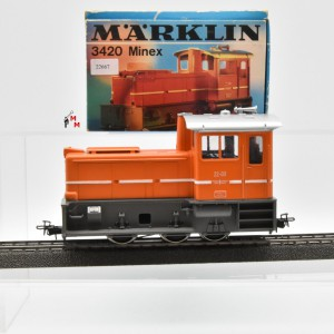 Märklin 03420.1 Minex Diesellokomotive der SWEG, (22667)