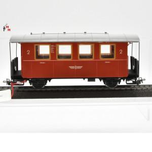 Märklin 04400.1 Minex Personenwagen, rot, (22665)