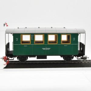 Märklin 04401.1 Minex Personenwagen, grün, (22666)