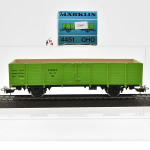 Märklin 04451.1 Minex Offener Güterwagen, (22669)
