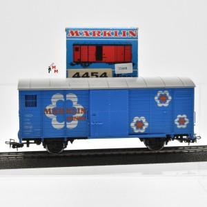 """Märklin 04454.1 Minex Ged. Güterwagen """"Märkllin Minex"""", (22668)"""