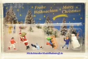(Neu) Preiser 10626 Frohe Weihnachten,