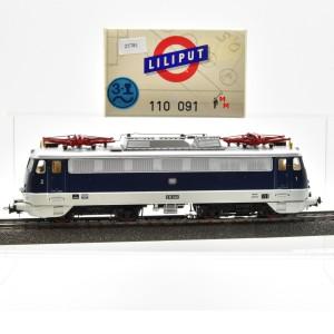 Liliput 110091 Elok BR 10 der DB, Wechselstrom, (25781)
