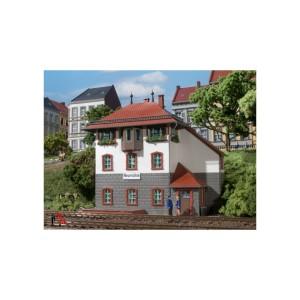 (Neu) Auhagen 11373 Bausatz Stellwerk Neumühle,