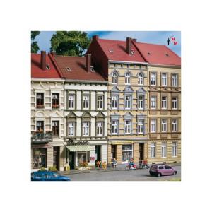 (Neu) Auhagen 11392 H0 Stadthäuser Schmidtstraße 13/15,
