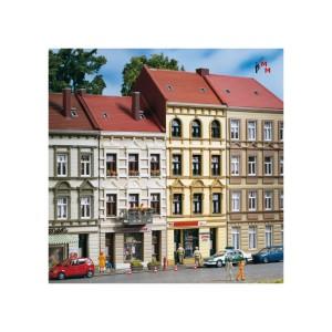 (Neu) Auhagen 11393 H0 Stadthäuser Schmidtstraße 17/19,