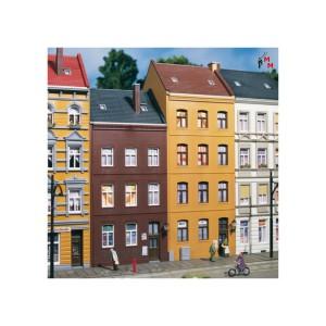 (Neu) Auhagen 11397 H0 Stadthäuser Schmidtstraße 21/23,