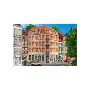 (Neu) Auhagen 11447 H0 Eckhaus Schmidtstraße 10,