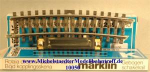 Märklin 2239 gebogenes Schaltgleis, (10050)